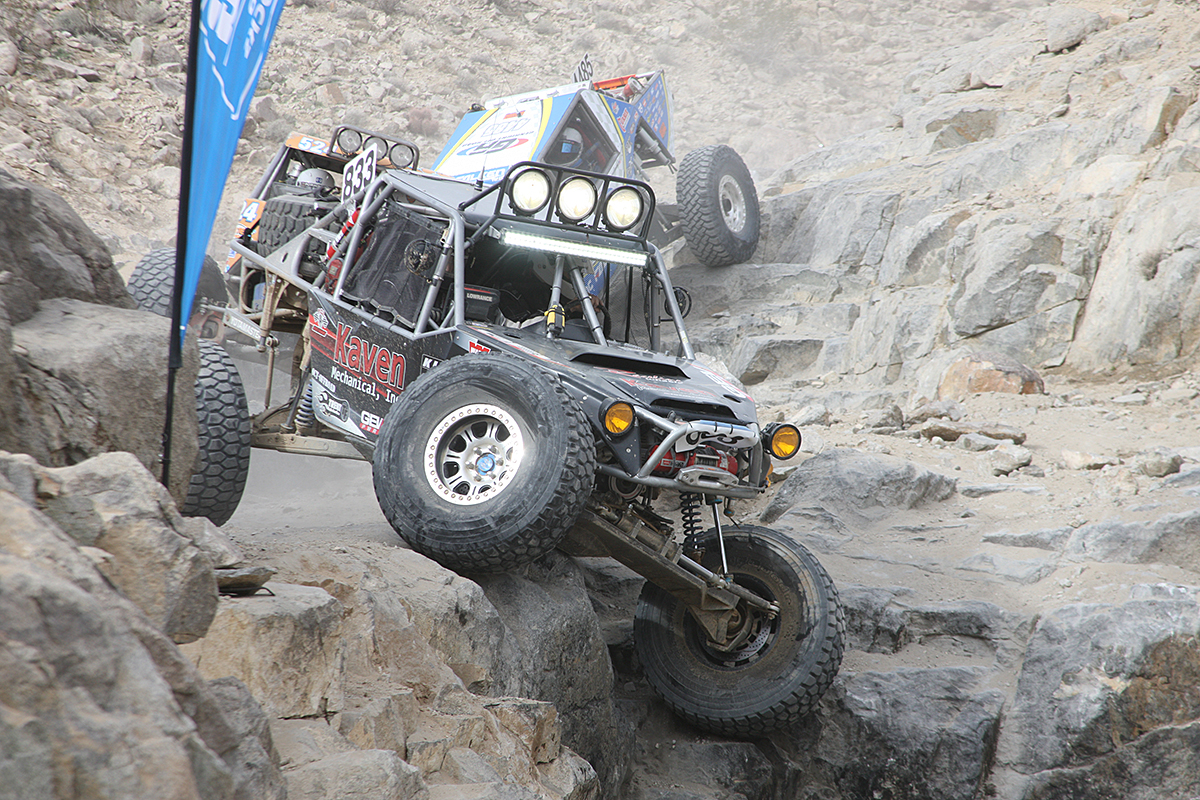 Here Are 500 Photos From King Of The Hammers 2017 In Johnson Valley. Rocks, Dirt, Dust, And More!