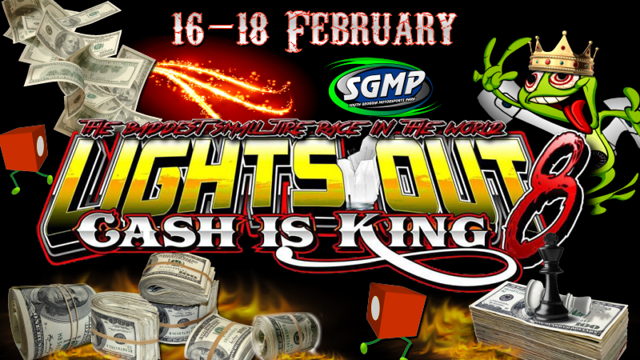 Watch Lights Out 8 HERE – Baddest Small Tire Race On Planet Earth Is ON!