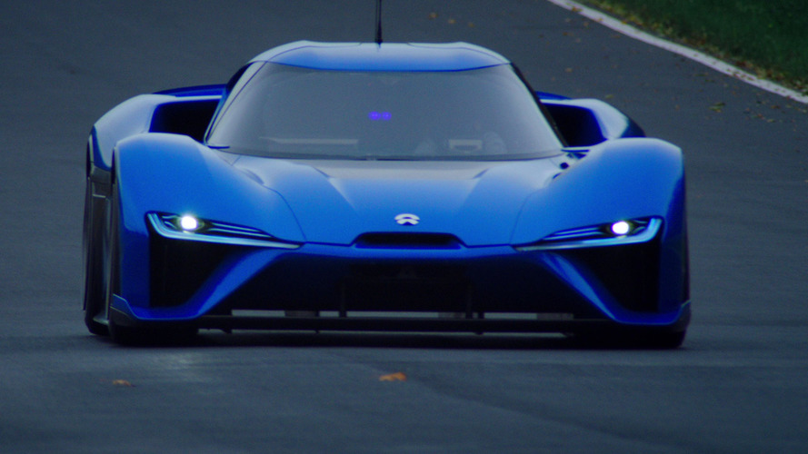 All-Electric And Doesn't Need Your Help: NextEV's NIO EP9 Just Lapped COTA At Over 160 Miles An Hour – Driverless!