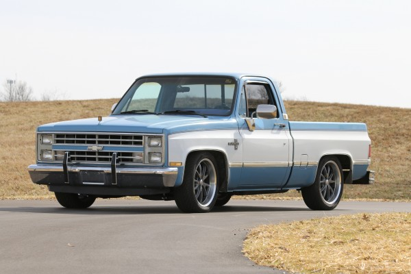 Want A Square Body Chevy Like We Do? Want It To Sit Nice, Ride, And Handle Nice Without Breaking The Bank? Here's How.