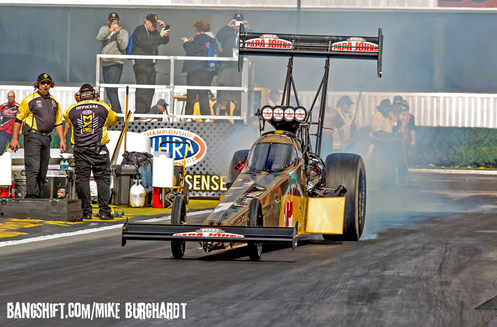 335 MPH Funny Cars Pace Pomona Winternationals Track Records In Final Qualifying!