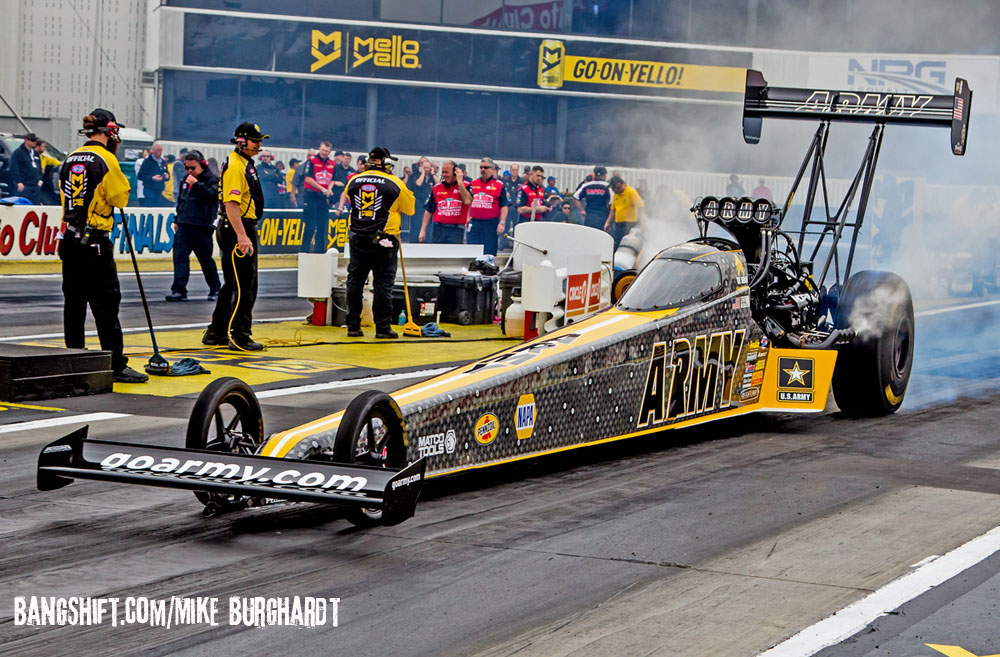 """NHRA Silly Season Begins With Force's Mike """"Zippy"""" Neff Moving To Schumacher Racing!"""
