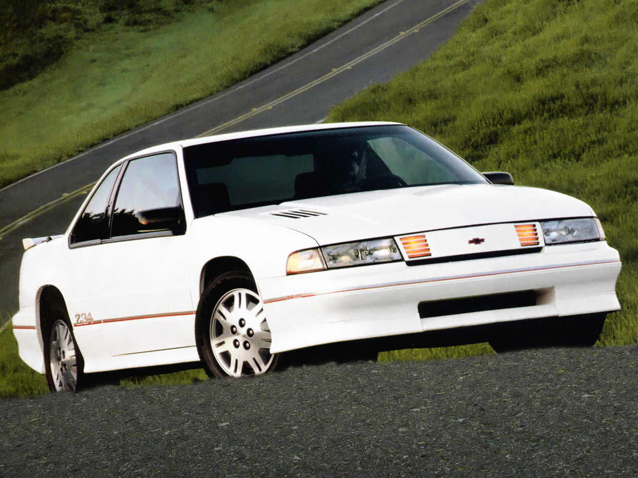 Best of BS 2017: Is It OK To Like These Again: Chevrolet Lumina Z34