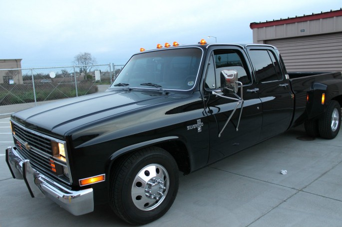 chevy dually 3