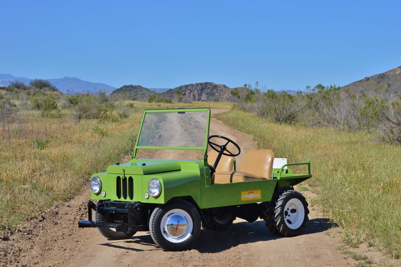 This Could Be The Nicest Crosley Farm-O-Road Left And It Is For Sale!
