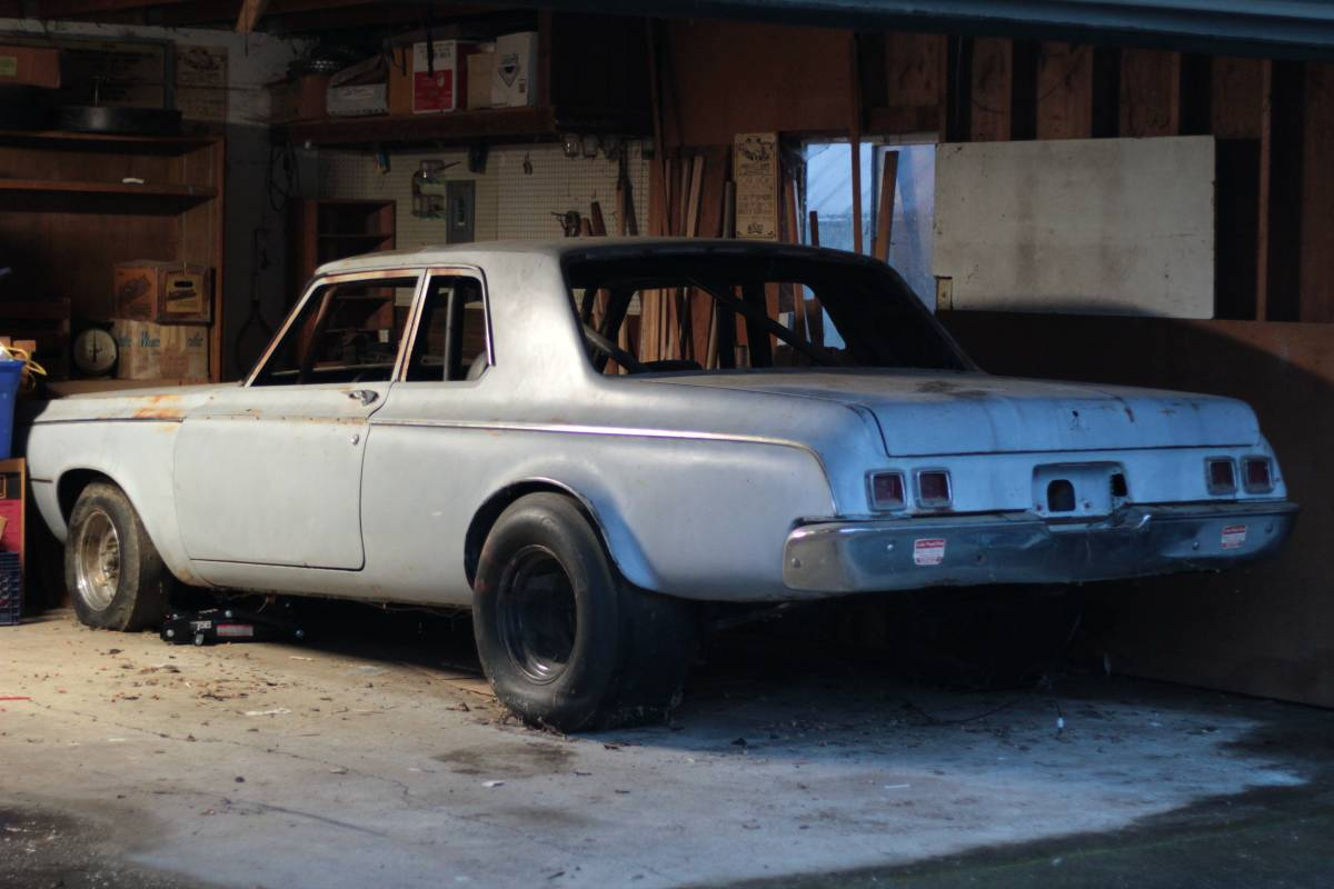 Rough Start: The Ghost Of Street Stompers Past Haunts This 1964 Dodge 330