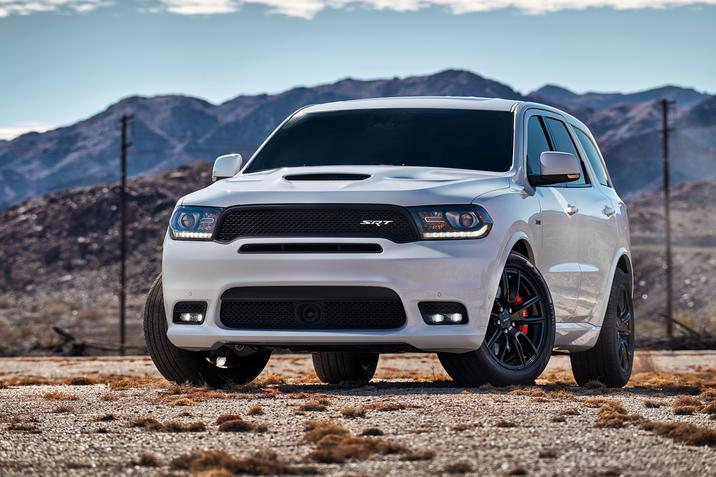 Dodge Announces Durango SRT – 475hp SUV That We've Been Expecting For A While