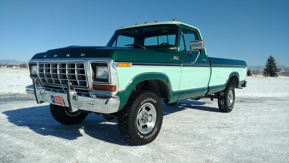bangshift true survivor: this 1979 ford f-150 is too clean for