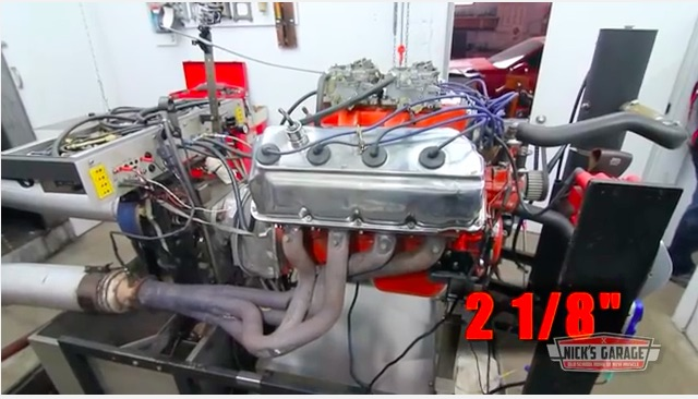 A Stroker Hemi Hits The Pump With Headers Then Manifolds