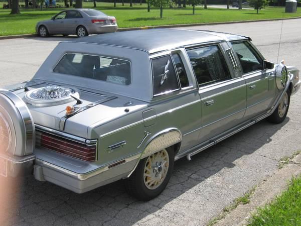 BangShift.com Chrysler Executive Limousine on chrysler new yorker, chrysler e-class, chrysler newport, chrysler valiant, chrysler airflow, chrysler saratoga, chrysler aspen, chrysler cordoba, chrysler airstream, chrysler lebaron, chrysler concorde, dodge st. regis, chrysler tc by maserati, chrysler 300 letter series, chrysler pt cruiser, chrysler imperial,