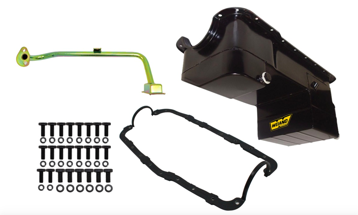 Need A Hardcore Oil Pan For Your Ford? Weiand Has New Offerings You Should Check Out