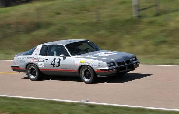 Morning Symphony: Tearing Across Nebraska In A Monster Pontiac Grand Prix 2+2