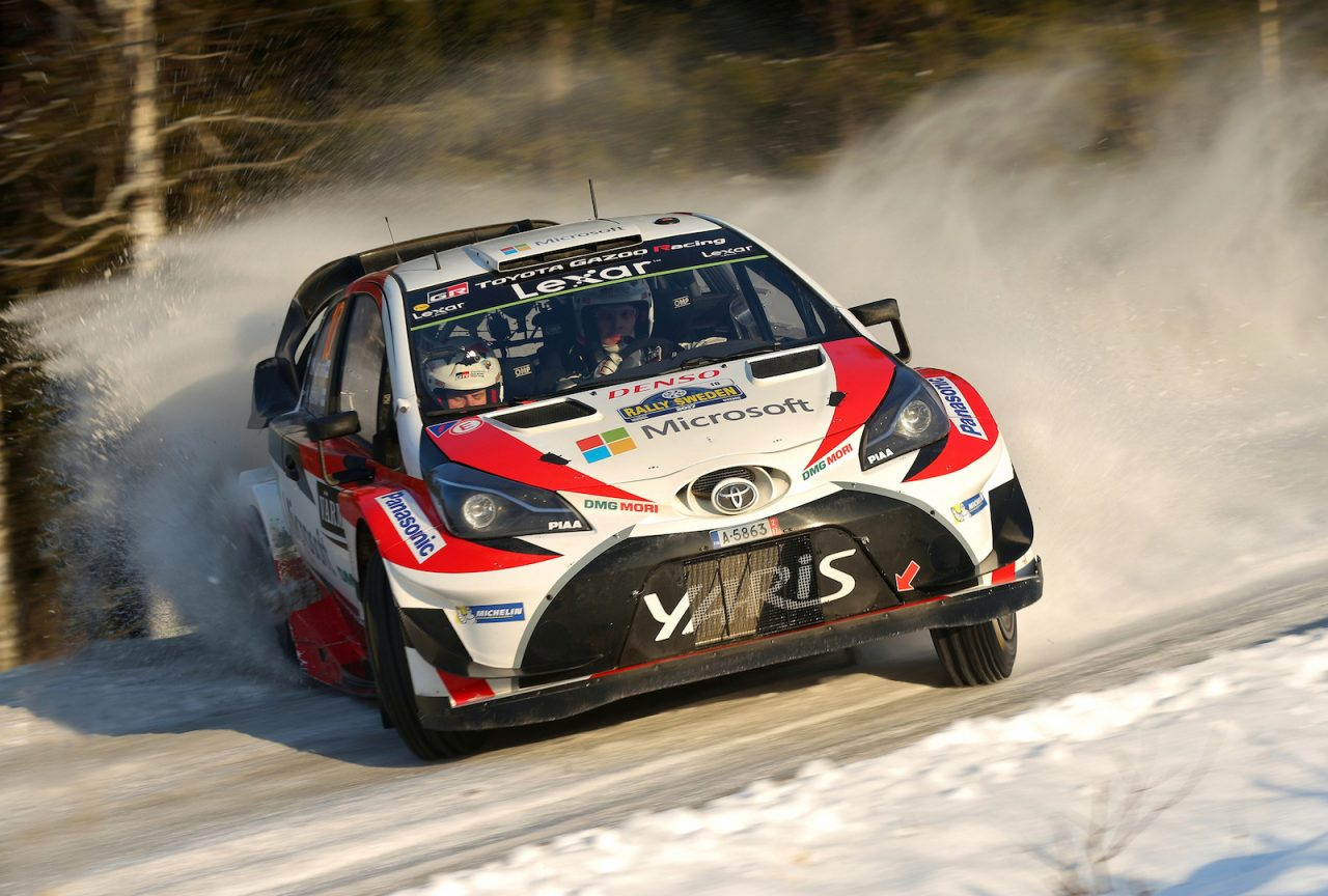 FIA Is Looking To Crack Down On WRC Stage Speeds After Rally Sweden Saw A New Record Set