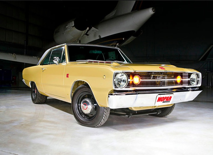 John Seifert's 1968 Dart Has A Hemi In It…A First Gen Hemi!