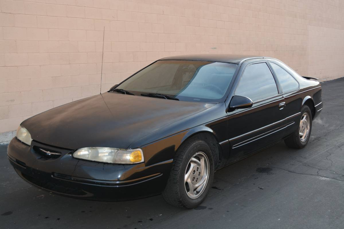 Rough Start: Can An Attitude Adjustment Make A Cheap 1996 Ford Thunderbird Worthwhile?