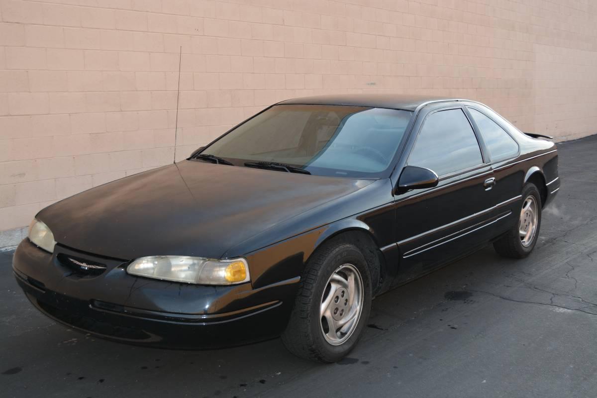 Rough Start: Can An Attitude Adjustment Make A Cheap 1996 Ford Thunderbird Worthwhile?