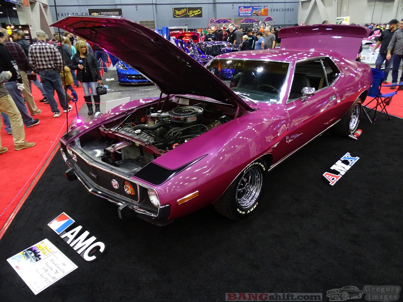 Cincinnati Cavalcade Of Customs: Muscle Cars From Wall To Wall In This Photo Collection