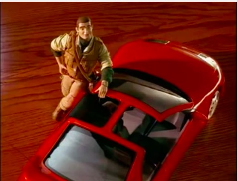 Classic YouTube: Van Halen, Dolls And A Nissan 300ZX – Nightmare Fuel Or Cool TV Ad