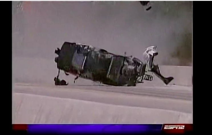 Watch Allen Johnson Suffer an Insane Pro Stock Wreck At The 1999 Gatornationals  – He Walked Away (somehow)