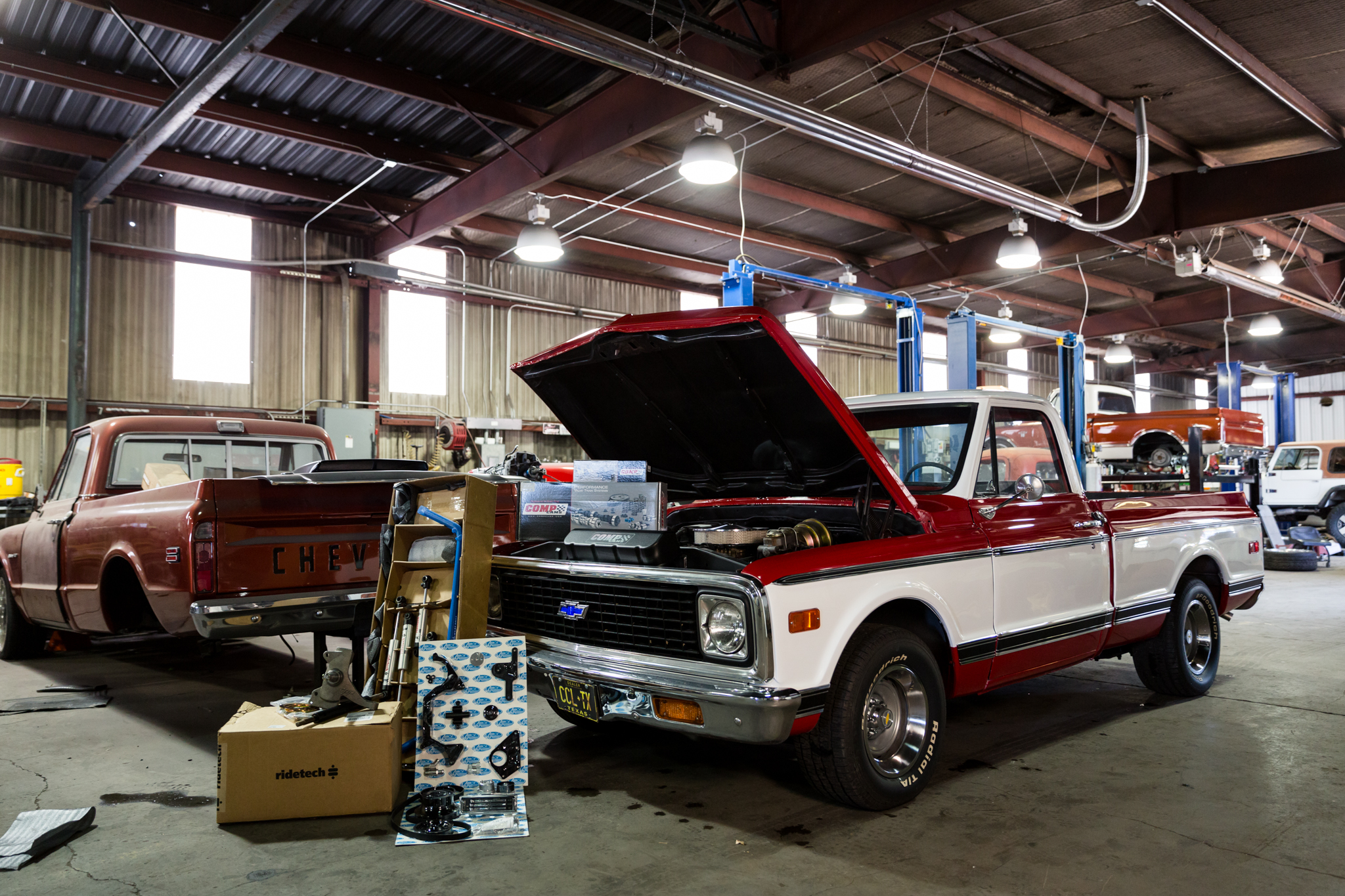 Suspension Install: This 1971 Chevy C10 Gets A Stance, Handling And Fun Upgrade With RideTech StreetGrip!