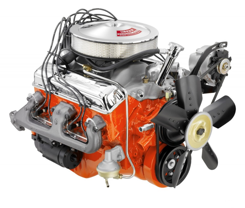 BangShift.com Question Of The Day: What One Engine Will