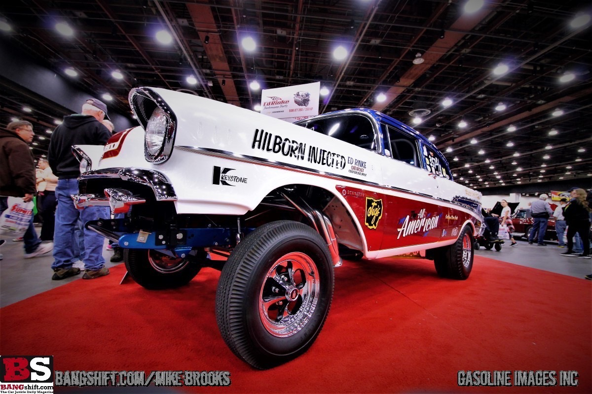 Detroit Autorama 2017: The Killer Iron In The Motor City Just Keeps On Coming
