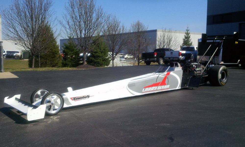 Three-Time Top Fuel Champion Larry Dixon Returns To NHRA Competiton With IHRA Backing!