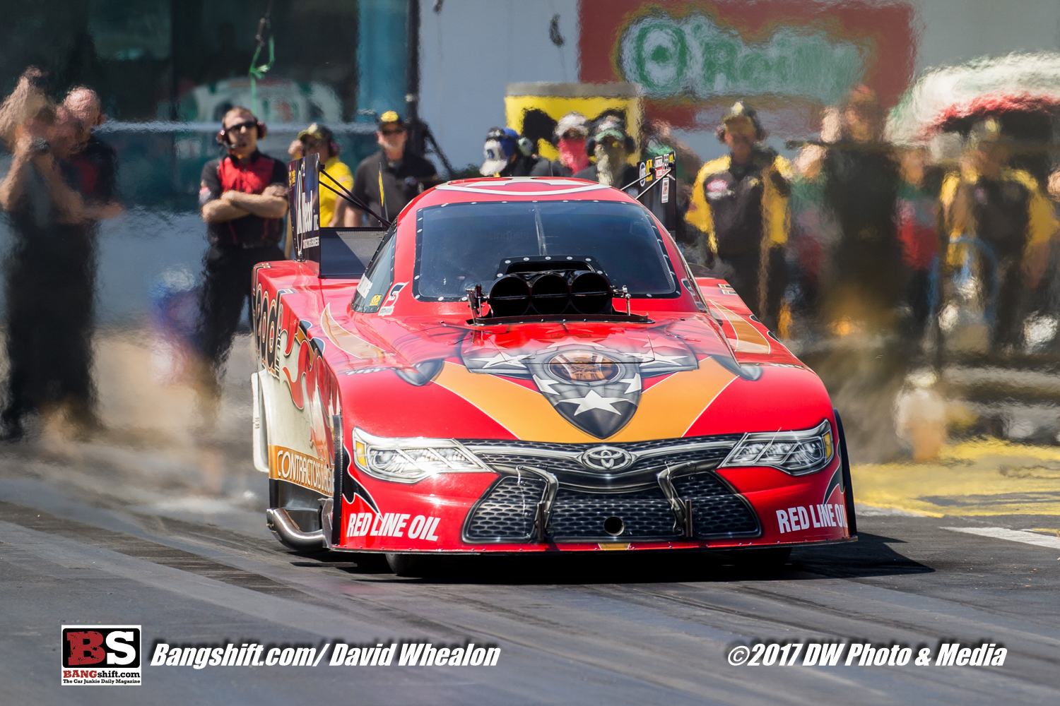 2017 NHRA Gatornationals Coverage: Nitro Photos From The Top Fuel And Funny Car Ranks