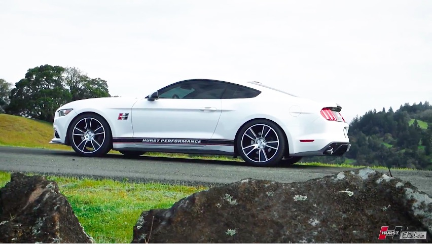 Hurst Is Giving Away The 2015 Mustang GT They Developed A Load Of Products On – Get In On It Here!