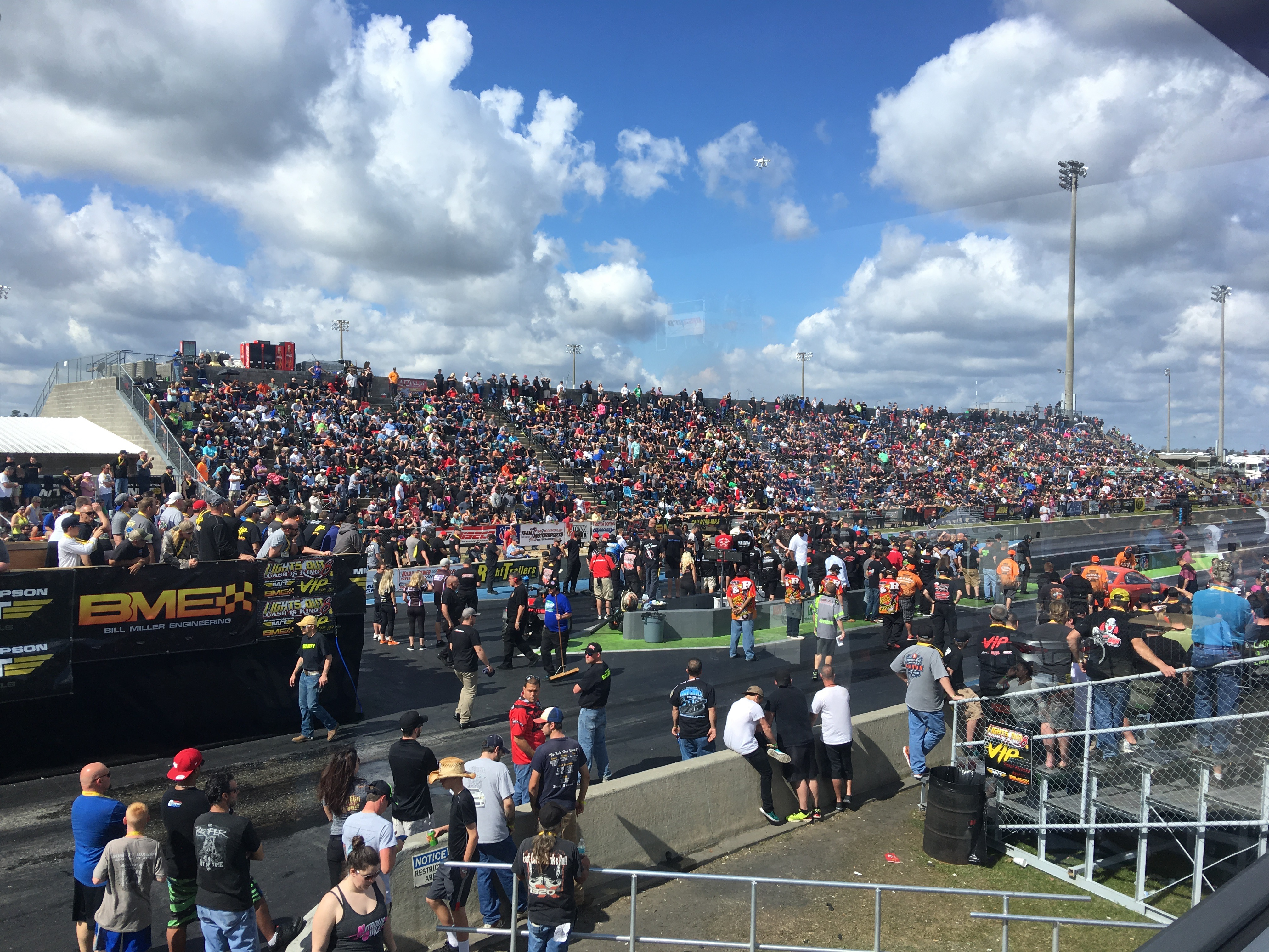 Barnstormin': A Full Drag Strip Is A Happy Drag Strip, But Tracks Cannot Rest On Their Laurels
