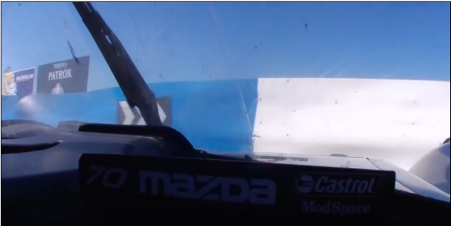 178 Miles An Hour Into The Tires – Joel Miller's Crash At The Twelve Hours of Sebring