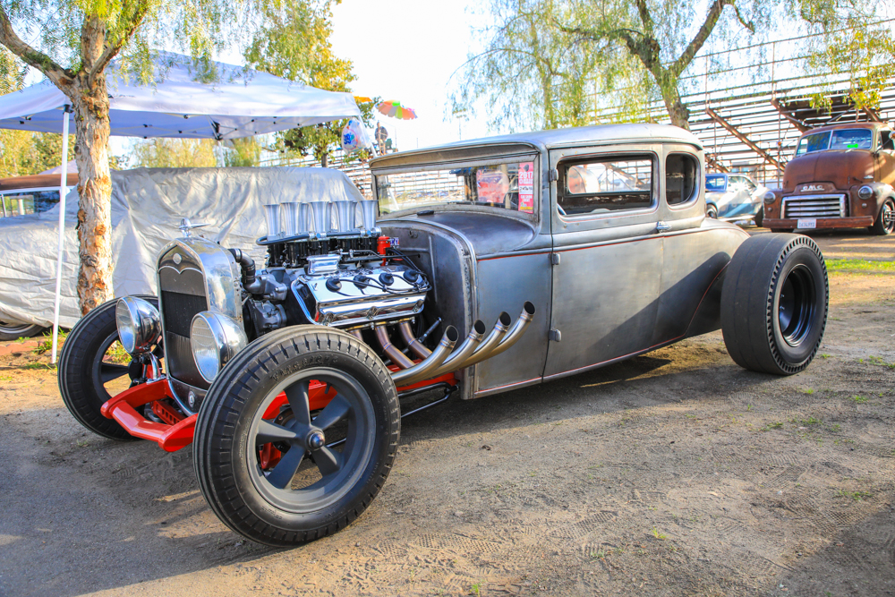 Good Vibrations March Meet 2017: More Cool Cars From The Famoso Grove