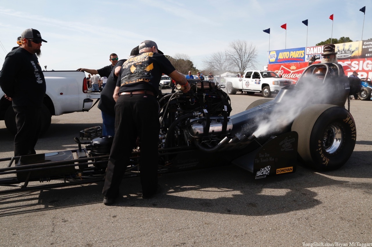 Quick Gallery: On The Line With The Nitro Cars At The 2017 Good Vibrations March Meet