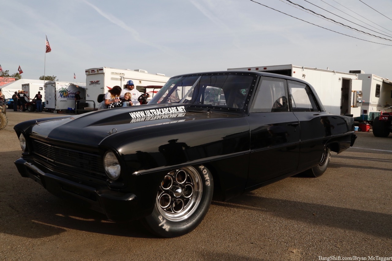 2017 Good Vibrations March Meet: Do You Really Care That This Chevy II Has Four Doors?