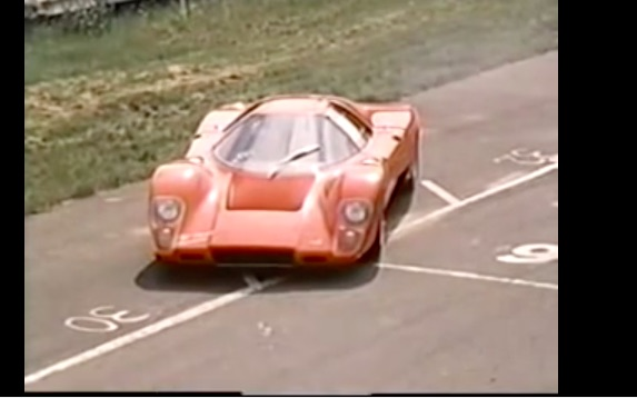 Awesome Video: Watch A Rarely Seen McLaren M6GT Roar Around The Mt. Tremblant Course In Canada Circa 1970