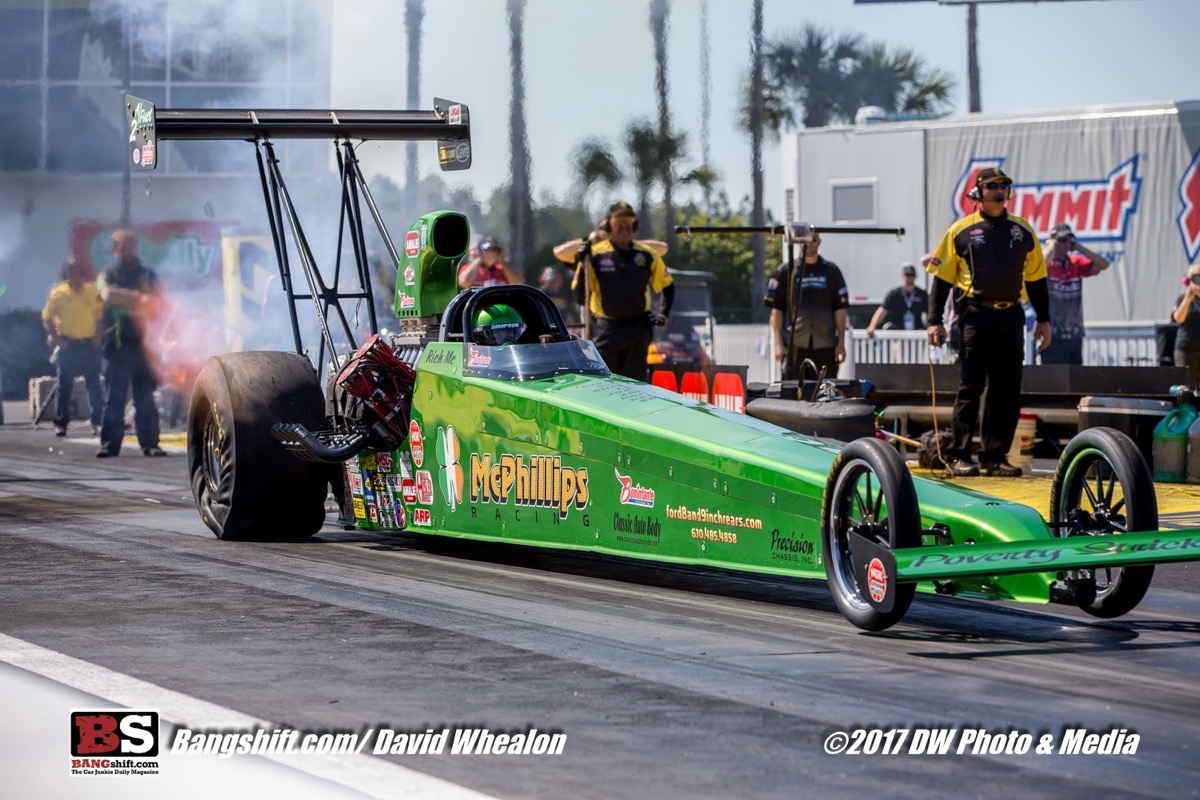 NHRA Gatornationals Action Photos: Alcohol Funny Cars and Dragsters Getting After It!