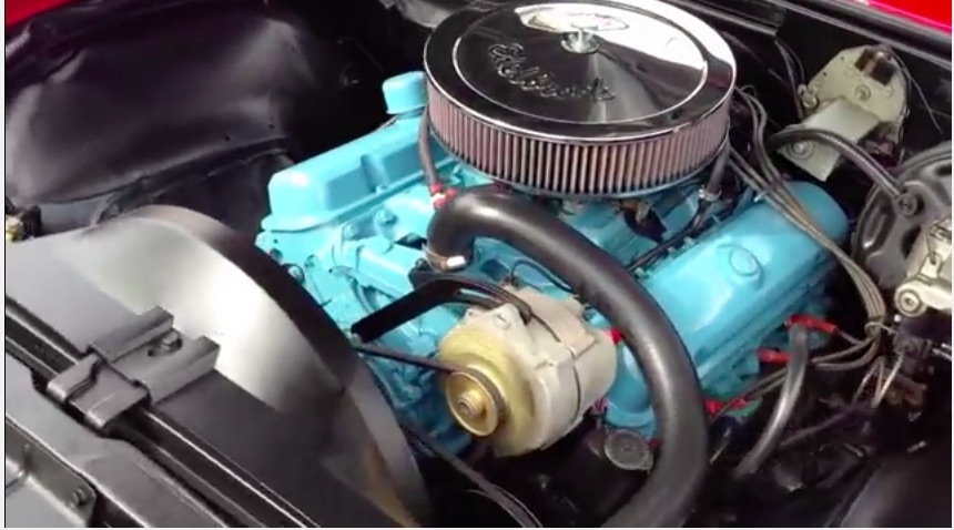 Hey There 3/26! Let's Take A Look At The Little Pontiac 326 Engine – A Small Bore Worker