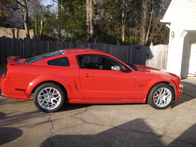 BangShift Project Files: The Ballad Of The Little Red Mustang, Now With More Blower Noise