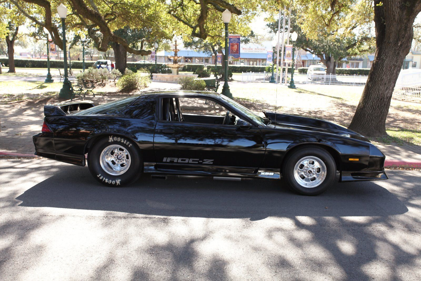 Money No Object: This 1991 Chevrolet Camaro Looks Like A Factory-Built Pro Street Concept – CLEAN!