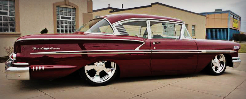 Cruise Missiles: RideTech Looks At The Big B-Body Chevrolets From 1958-1964