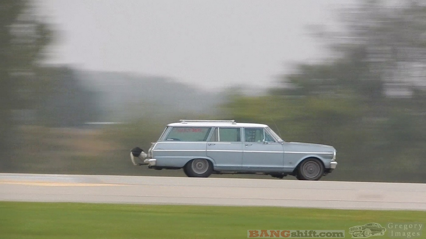 Car Feature: Wagon Woah – An In-Depth Look At The Awesome 1965 Chevy II Longroof of Dan Allen