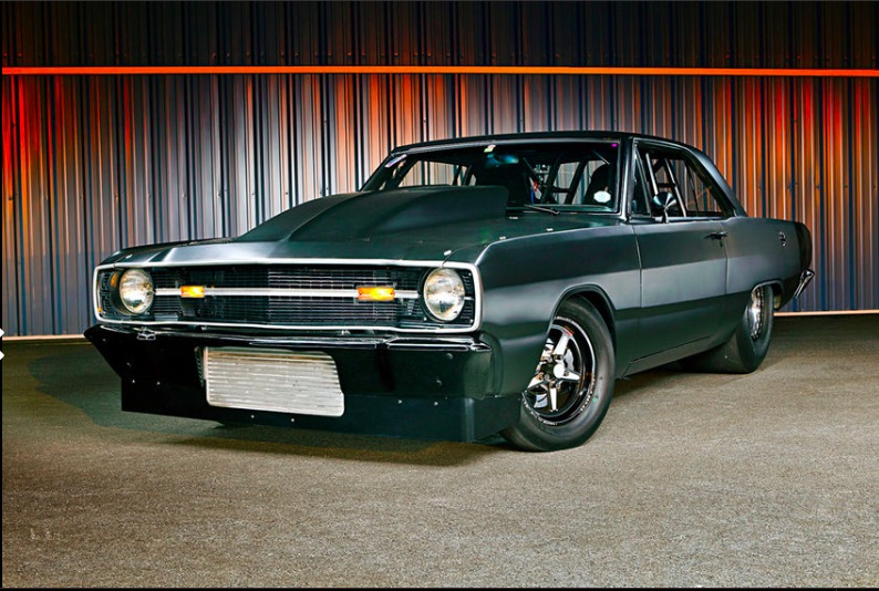The Devil's Dart: This ProCharged Big Block Chrysler Powered '69 Is A Street Driven Grudge Killer