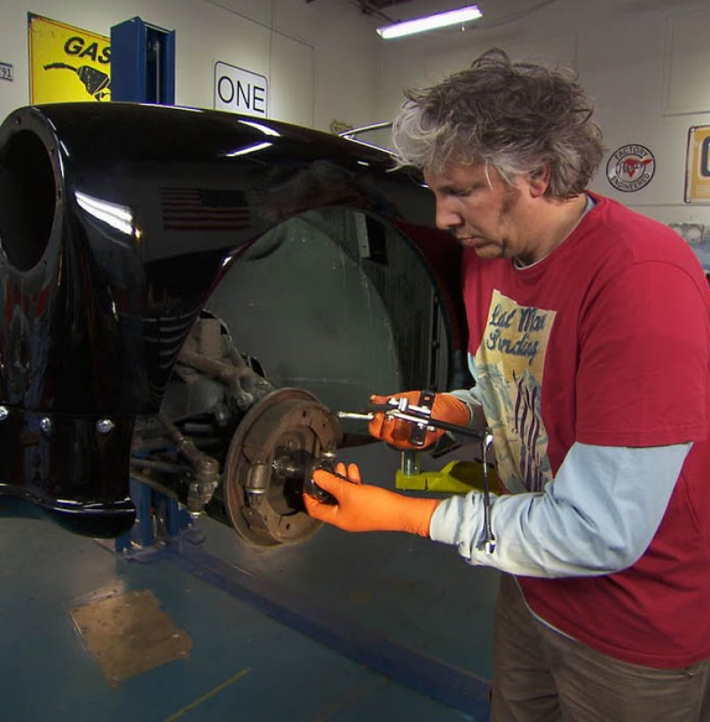 Dealers: BangShift.com Edd China Is Leaving The Television Show