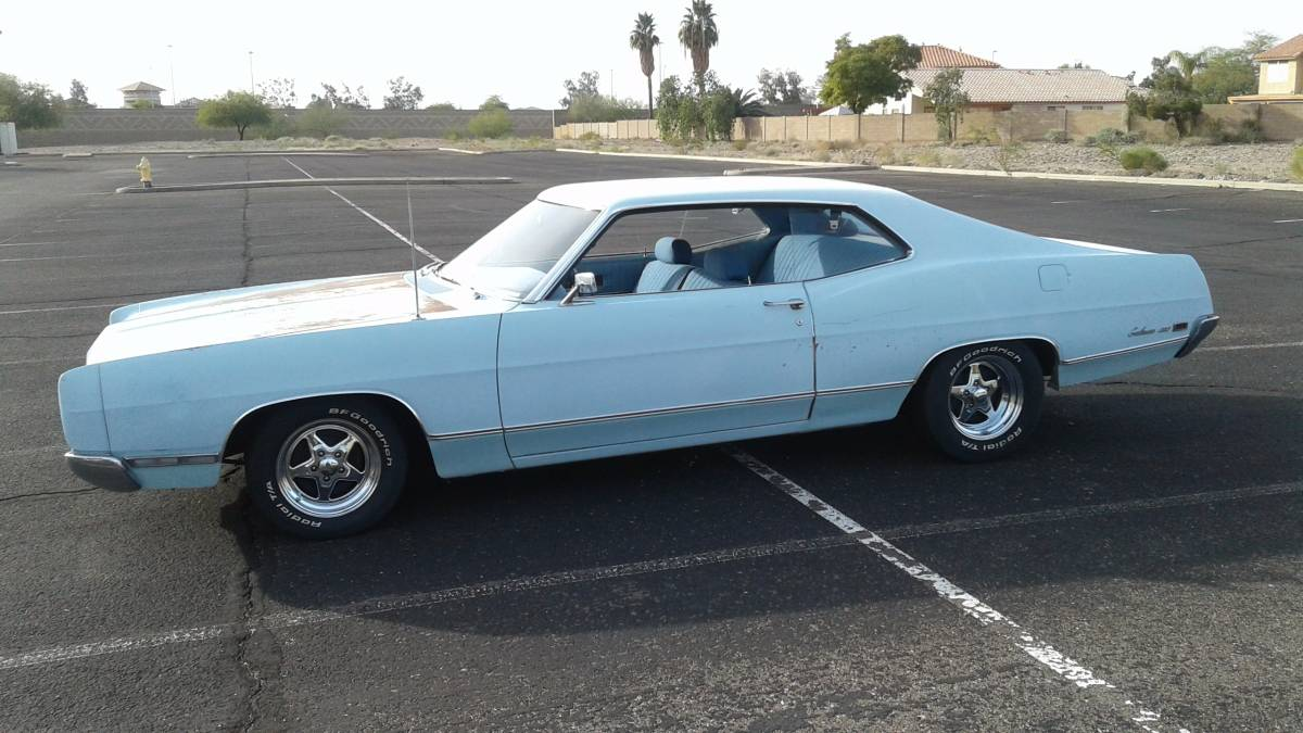 How Would You Build It: This 1969 Ford Galaxie 500 Is Desert-Clean But Needs To Be Finished Up