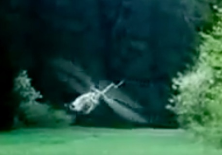Classic YouTube: The Pilot Of This BO-105 Helicopter Has No Fear Whatsoever!