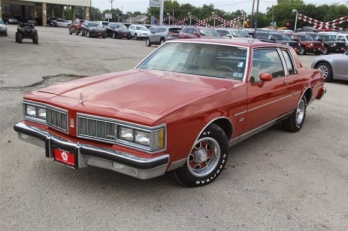 BangShift.com Top 11: Special Edition Models That Never ... 1980 Oldsmobile Delta 88 For Sale
