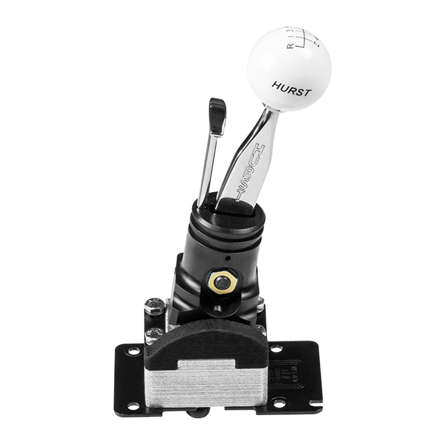 Hurst's New Competition Plus Shifter For 2011-2014 Mustang Combines Classic Looks and Modern Performance