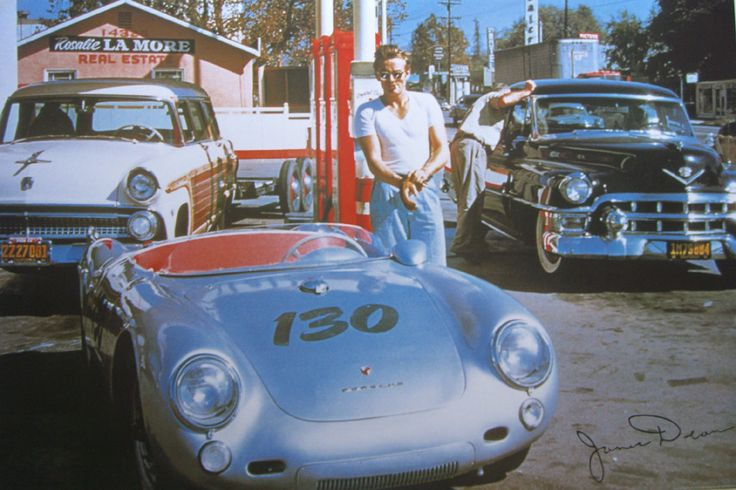 the legend of little bastard james deans porsche 550 spyder as told