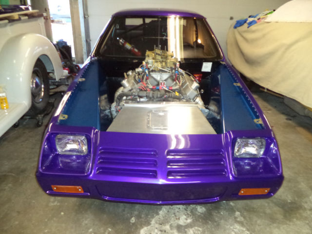 The Former Mahogany Rush Hemi Dodge Omni Pro Stocker Is For Sale