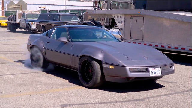Mighty Car Mods Try To Build A Movie Car! Can This Corvette Make The Grade With A Pro Builder?